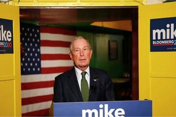 Tỷ phú Michael Bloomberg sẽ bán công ty nếu được bầu làm tổng thống Mỹ