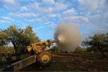 Đáp trả Moscow, quân đội Thổ Nhĩ Kỳ công kích vào không quân Nga ở Syria