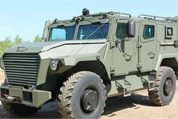 """Cảnh sát Nga như """"hổ mọc thêm cánh"""" khi được chế tạo xe bọc thép thế hệ mới"""