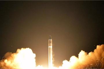 Triều Tiên lại phóng vật thể bay không xác định lần thứ 2 trong tháng