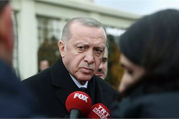 """Thổ Nhĩ Kỳ bất ngờ tuyên bố """"sốc"""" phá hủy 8 """"lá chắn"""" phòng không Pantsir ở Syria"""
