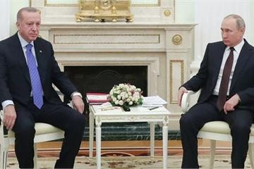 Truyền thông Mỹ nói về chiến thắng của ông Putin trước ông Erdogan ở Syria