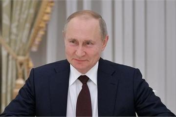 Tổng thống Putin ký luật về sửa đổi Hiến pháp, tiếp tục tranh cử vào năm 2024