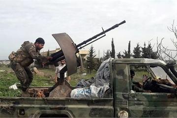Phiến quân đánh sập cầu trên cao tốc ở Idlib để phá vỡ các cuộc tuần tra Nga - TNK