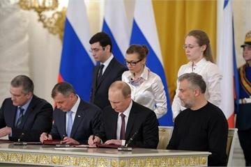 """Sau 6 năm """"hội ngộ"""" với Nga, Crimea """"thay da đổi thịt"""" như thế nào?"""