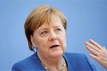 Thủ tướng Đức Angela Merkel chia sẻ trải nghiệm khi phải cách ly ở nhà