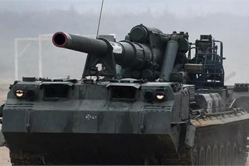 """Nga hoàn thành nâng cấp pháo tự hành """"khủng"""" nhất thế giới, sẵn sàng đưa vào trang bị"""