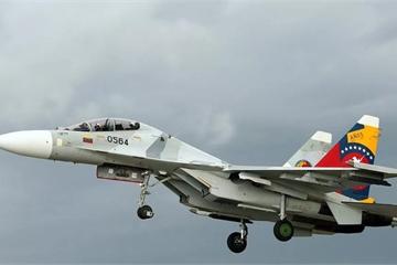 Dùng máy bay buôn ma túy, tội phạm bị Không quân Venezuela bắn hạ