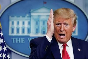 """Ông Trump nói về quy mô sản xuất sau thỏa thuận OPEC+, Bloomberg tiết lộ """"sốc"""" về Nga"""