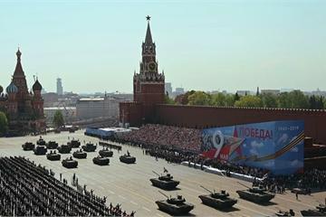 Tổng thống Putin hoãn lễ duyệt binh kỉ niệm 75 năm Ngày Chiến thắng