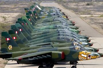 """Nga sắp có hợp đồng """"béo bở"""" nâng cấp tiêm kích Su-25 với Peru"""