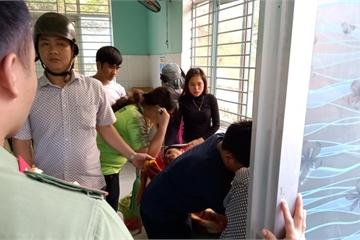 Quảng Nam: Đi làm rẫy bị sét đánh, 1 người chết, 4 bị thương nặng