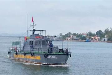 Quảng Nam: Đã tìm thấy thi thể ngư dân mất tích gần đảo Cù Lao Chàm
