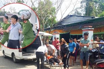 """Quảng Nam: Đang uống cà phê, người phụ nữ bị kẻ """"ngáo đá"""" đánh bất tỉnh"""