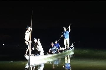 Vụ lật ghe chìm 6 người ở Quảng Nam: Tìm thấy 5 thi thể nạn nhân