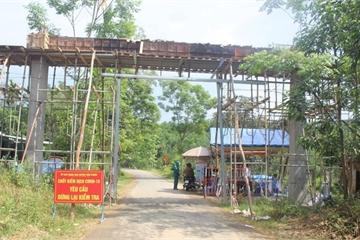 Quảng Nam: Khẩn trương xử lý vụ côn đồ hung hăng đánh cán bộ kiểm soát dịch Covid-19