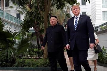 """Thượng đỉnh Mỹ - Triều ngày 2: Kim Jong Un nói """"Tôi không phải là người bi quan"""""""
