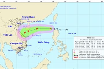 Tin áp thấp nhiệt đới mới nhất hôm nay 1/9: Nguy cơ hình thành bão số 5