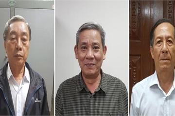 Khởi tố, bắt tạm giam 2 cựu phó chánh văn phòng, 1 cựu PGĐ Sở tại TP.HCM