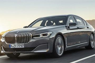 Đánh giá sơ bộ xe BMW 7-series 2019