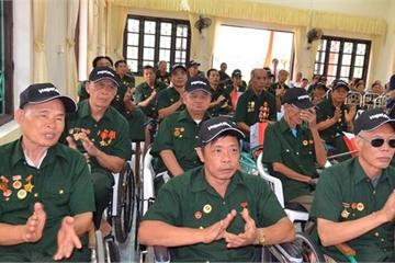 Mức tiền trợ cấp, phụ cấp cho thương binh áp dụng từ tháng 7/2019