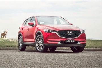 Sắp trình làng Mazda CX-30 dành cho thị trường Đông Nam Á