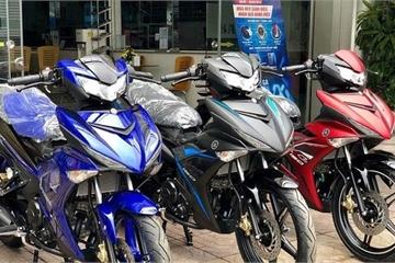 Bảng giá xe máy Yamaha mới nhất tháng 9/2019