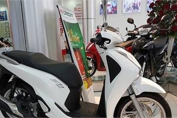 Giá xe SH tháng 10/2019 mới nhất tại các đại lý Honda