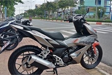 Giá xe Honda Winner X mới nhất