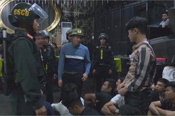 Đắk Lắk: Gần 100 thanh niên phê ma túy trong các 'thiên đường ăn chơi'