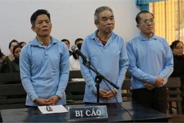 Chờ thi hành án tử hình, nguyên Giám đốc ngân hàng tiếp tục hầu tòa
