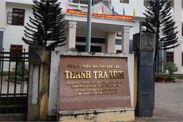Cán bộ Thanh tra tỉnh Đắk Lắk đánh bạc bị tạm giữ hình sự