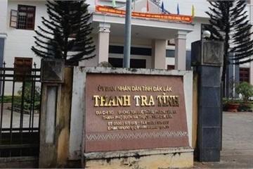 Khởi tố cán bộ Thanh tra tỉnh Đắk Lắk tham gia đánh bạc
