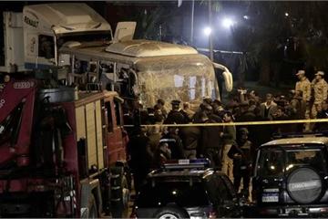 Ai Cập tiêu diệt 40 phần tử khủng bố sau vụ nổ bom làm 3 người Việt thiệt mạng