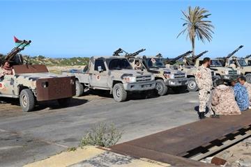 """Xung đột bùng nổ ở Libya, Nga và phương Tây """"nóng ruột"""" đòi hòa giải"""