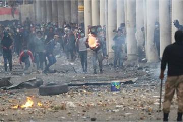 Bạo động Iraq leo thang: 45 người bị bắn chết, 152 người khác bị thương