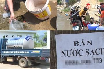 Thiếu nước sạch, nhiều khách sạn ở Sa Pa đóng cửa, tiễn khách