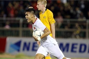 U18 Việt Nam để thua dễ dàng trước Australia ở giải Đông Nam Á