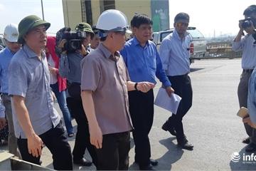 Bộ trưởng Nguyễn Văn Thể: Cần sửa chữa cầu Thăng Long trong thời gian sớm nhất