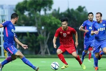 Thua 1-2 trước U18 Campuchia, U18 Việt Nam bị loại khỏi giải U18 Đông Nam Á