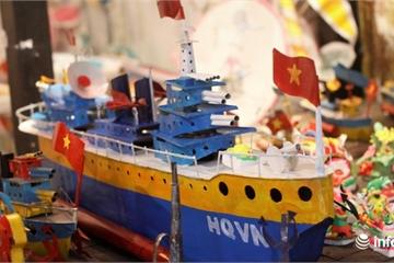Ký ức Trung thu xưa ùa về qua những món đồ chơi truyền thống