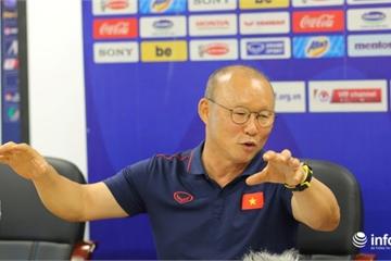 """HLV Park Hang-seo: """"Tôi không bằng được Guus Hiddink"""""""