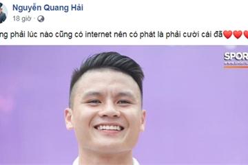 """Quang Hải và các đồng đội nói gì khi được """"trải nghiệm"""" Internet tại Bình Nhưỡng?"""