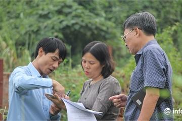 Đã tiến hành kiểm tra, lấy mẫu nước tại suối đầu nguồn Nhà máy nước sông Đà
