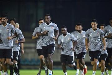 Sợ Việt Nam đánh bại, HLV UAE bắt các cầu thủ tập nặng gấp đôi bình thường