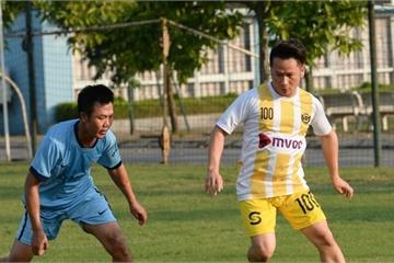"""Đội bóng nước ngoài sẽ tham gia giải """"phủi"""" tại Hà Nội"""