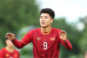 Hà Đức Chinh lập poker, U22 Việt Nam thắng đậm Brunei tới... 6 bàn trắng