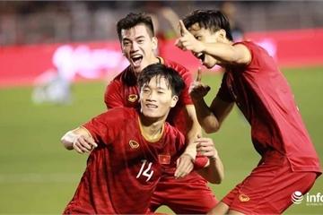 Trận U22 Việt Nam vs U22 Singapore có thể bị hoãn do... thời tiết