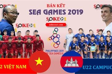 U22 Việt Nam vs U22 Campuchia: Khó cản bước được những chiến binh Sao vàng!