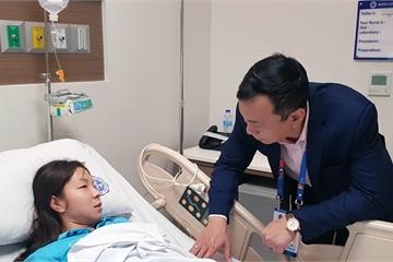 """Sau khi """"lấy vàng"""" SEA Games 30, một nữ cầu thủ Việt Nam phải nhập viện vì mất sức"""
